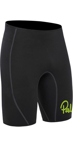 2019 Palm Quantum 3mm Neoprene Shorts Black 12240