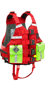 2019 Palm Rescue Universal 50N PFD Red 12355