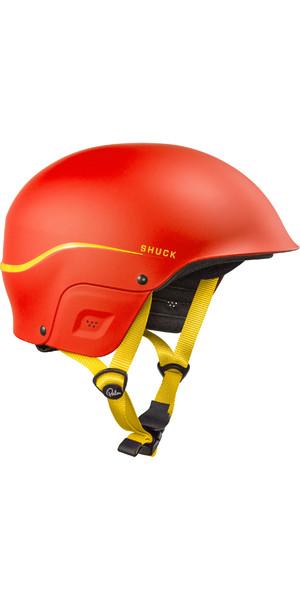 2019 Palm Shuck Full-Cut Helmet Red 12130