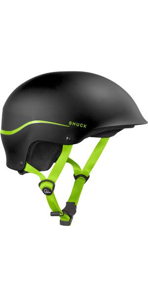 2019 Palm Shuck Half-Cut Helmet Black 12131