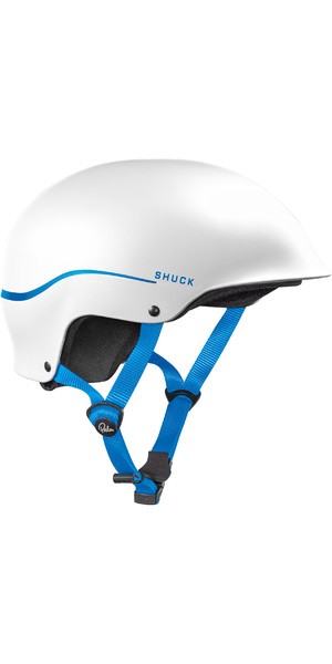 2019 Palm Shuck Half-Cut Helmet White 12131