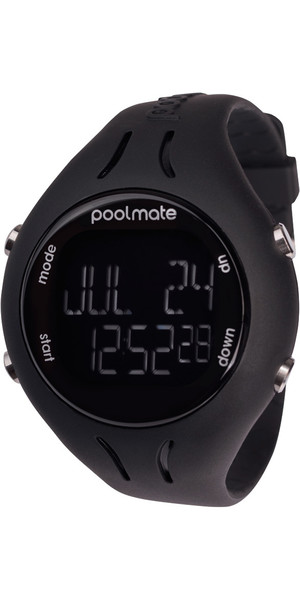 2018 Swimovate PoolMate2 Swim Watch in BLACK
