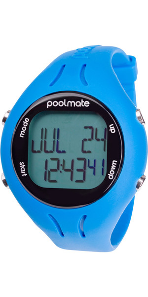 2018 Swimovate PoolMate2 Swim Watch BLUE