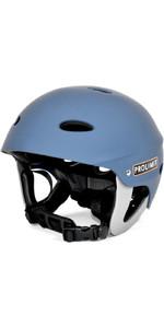 2021 Prolimit Adjustable Watersports Helmet 00670 - Dark Matt Navy