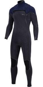 2020 Prolimit Mens Mercury 5/3mm TR Free Zip Wetsuit 14035 - Black /Blue