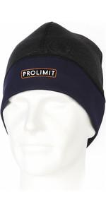 2020 Prolimit Neoprene Polar Thermal Beanie 10152 - Black / Blue