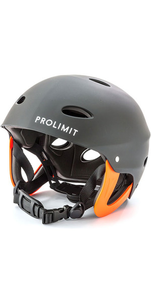 2018 Prolimit Adjustable Watersports Helmet Black 00670