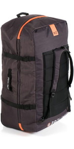 2019 Prolimit Air Sup Travel Bag Black Duotone / Orange 83230