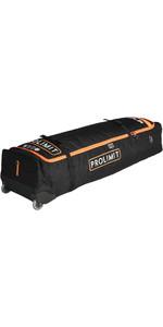 2020 Prolimit Kitesurf Golf Travel Light Board Bag 3344 - Black / Orange