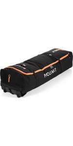 Prolimit Kitesurf Travel Light Golf Board Bag 140x45 Black / Orange 83344
