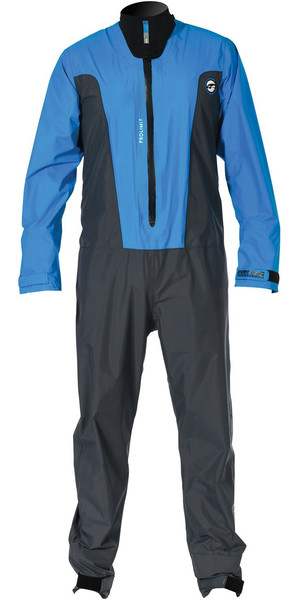 2019 Prolimit Nordic Front Zip SUP Drysuit Steel / Blue 90060
