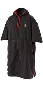 Prolimit Zipper Poncho Xtreme Black / Red 76360