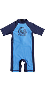 Quiksilver Boys Thermo Spring Rash Suit BLUE EQKWR03022