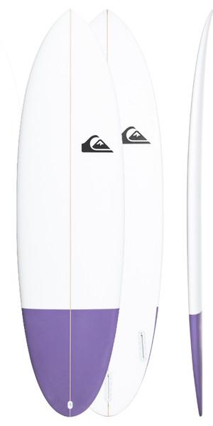 Quiksilver Euroglass Surfboard Discus 6'2
