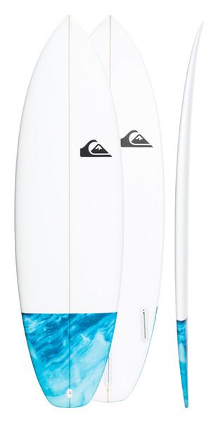 Quiksilver Euroglass Surfboard Mini Ripper 5'4