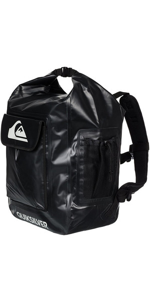 Quiksilver Deluxe Wet Dry Bag / Back Pack Black EGLQSWBBKP