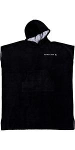 2019 Quiksilver Hooded Towel Poncho Black EQYAA03842
