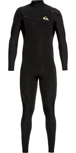 2020 Quiksilver Mens Highline 3/2mm Zipperless Wetsuit Black EQYW103062