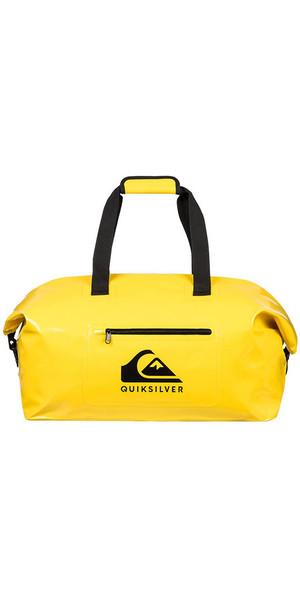 2018 Quiksilver Wet Dry Duffel Bag Yellow EGLQSWBDUF