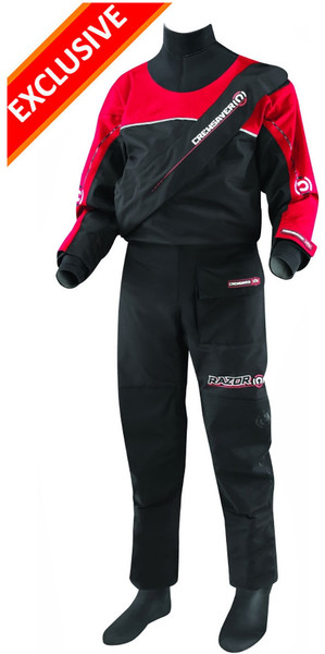 2019 Crewsaver Razor Junior Drysuit Inc Underfleece 6565