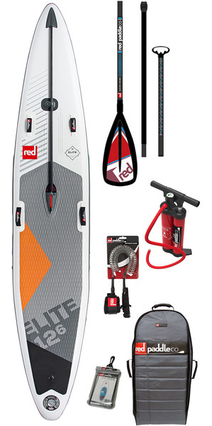 2018 Red Paddle Co Elite 12'6 x 26