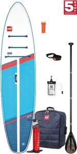2021 Red Paddle Co Compact 11'0 Stand Up Paddle Board, Bag, Pump, Paddle & Leash