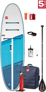 PRE ORDER - 2021 Red Paddle Co Compact 9'6 Stand Up Paddle Board, Bag, Pump, Paddle & Leash