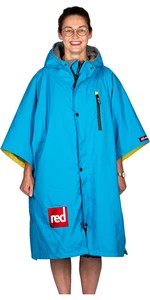 2021 Red Paddle Co Original Short Sleeve Pro Change Jacket - Hawaiian Blue