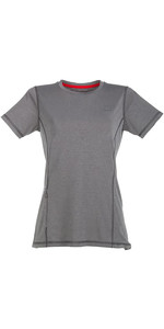 2020 Red Paddle Co Original Womens Performance T-Shirt Grey