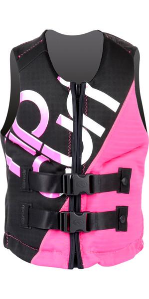 Rip Curl Womens Dawn Patrol PFD3 Vest PINK WWK4DW