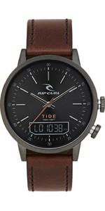 2020 Rip Curl Drake Tide Digital Watch A1147 - Gunmetal