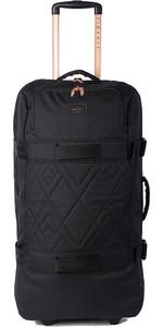 2020 Rip Curl F-Light Global Rose Wheeled Bag LTRHM1 - Black