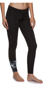 Rip Curl G Bomb Womens 1mm SUP Long Neoprene Trousers BLACK / Grey WPA7BW