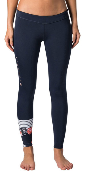 2018 Rip Curl G Bomb Womens SUB 1mm SUP Neoprene Trousers Navy Sub WPA7BW