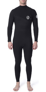 2020 Rip Curl Mens Flashbomb 5/3mm GBS Zip Free Wetsuit Black WSM9FF