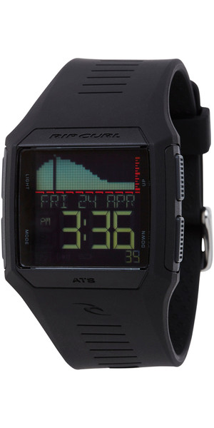 Rip Curl Rifles Tide Surf Watch in Midnight A1119