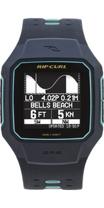 2021 Rip Curl Search GPS Series 2 Smart Surf Watch Mint A1144