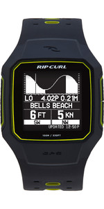2019 Rip Curl Search GPS Series 2 Smart Surf Watch Yellow A1144