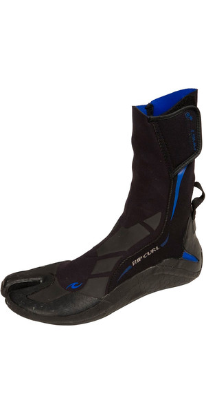 Rip Curl E Bomb Pro 1.5mm Strapless SPLIT TOE wetsuit Boot WBOLBE