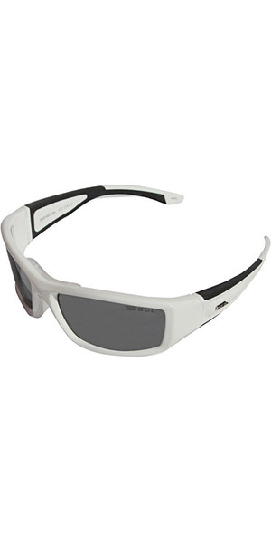 2018 Gul CZ Pro Floating Sunglasses WHITE / BLACK SG0001