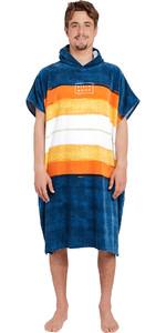 2019 Billabong Hoodie Towel / Changing Robe Short Sleeve SLATE H4BR01
