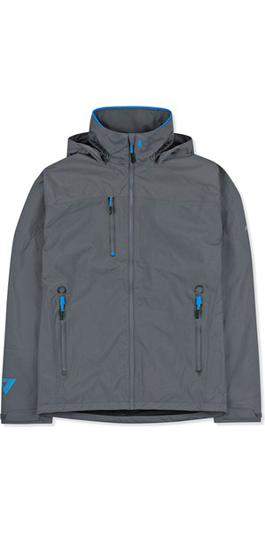 2019 Musto Mens Sardinia BR1 Jacket Charcoal / Brilliant Blue SMJK057