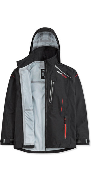2019 Musto Mens BR2 Sport Jacket Black SMJK084