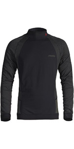2020 Musto Active Base Layer Long Sleeve Top Black SU0150