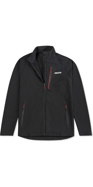 2019 Musto Mens Frome Middle Layer Jacket Black SUJK086