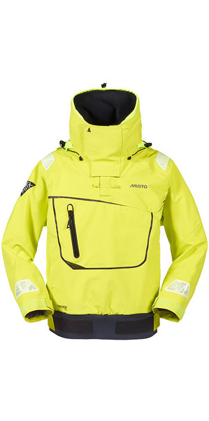 Musto MPX Offshore Race Smock SULPHUR SPRING SM1464