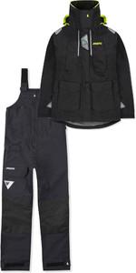 2019 Musto Womens BR2 Offshore Jacket SWJK014 & Trouser SWTR010 Combi Set Black