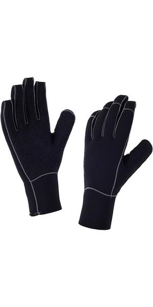 2018 SealSkinz Neoprene Gloves Black 121161742001