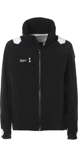 2018 Slam WIN-D Racing Jacket Black S170014T00