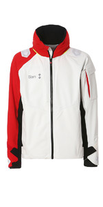 2020 Slam WIN-D Racing Jacket White / Slam Red S170014T00